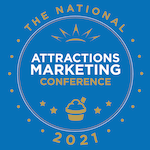 Attractions Marketing Conference 2021 Logo